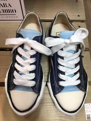 Nigel Cabourn x MIHARA YASUHIRO Collaborated Sneakers