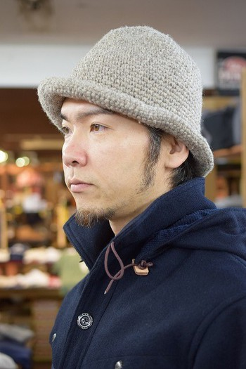 "COLIMBO High Lander Knit ""APU Mountain Hat"""