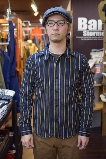 DELUXEWARE Calico Shirt