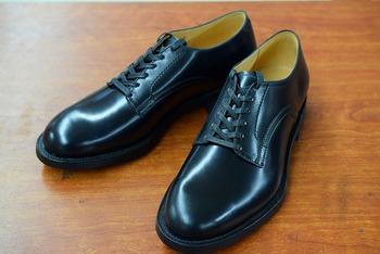 MAKERS Cordovan Plain Toes