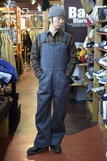 Dapper's Classical Railroader Overalls