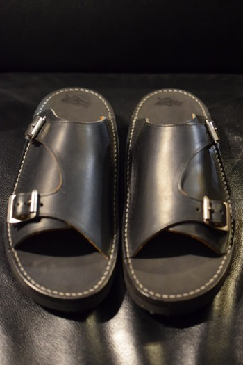 TOKYO SANDALS Double Monk Sandals