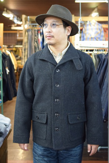 Buzz Rickson's Submarine Clothing Winter Woolen