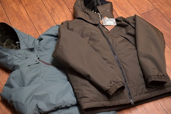 COLIMBO Great Plains Thermal Parka