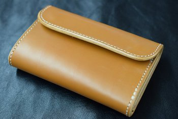 INCEPTION Bridle Leather Middle & Long Wallets