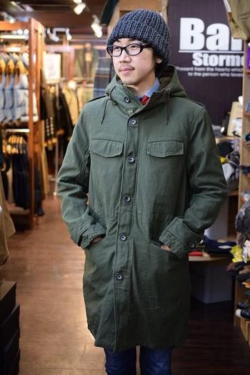 UES Mods Coat