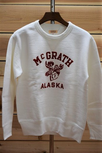 The REAL McCOY'S Sweat Shirt