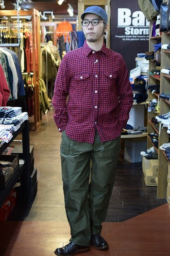 Nigel Cabourn British Army Pants
