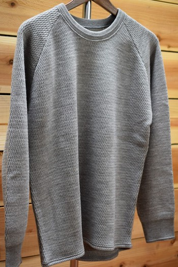 Stevenson Overall Wool Thermal Long Sleeve