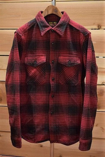 UES Extra Heavy Flannel Shirt