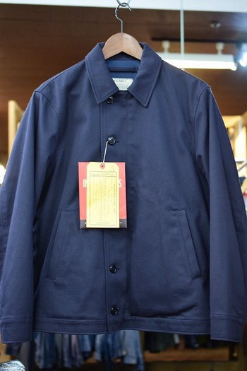 The REAL McCOY'S U.S.Navy Utility Jacket