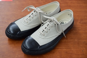 Nigel Cabourn Deck Shoes 40's