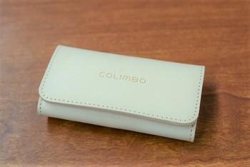 COLIMBO Key Pouch & Organizer Roll Pen Case