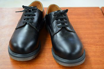 Pherrow's Capped-Derby Shoes