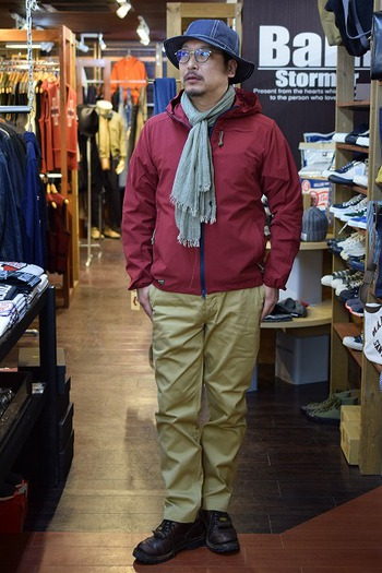 COLIMBO Ulster Trousers