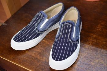 JELADO X RFW Slip-on Shoes