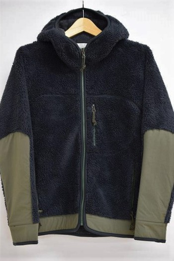 COLIMBO Fleece Parka / Jacket