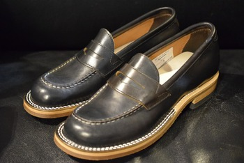 Rolling dub trio Original Horse bat Roots Loafers