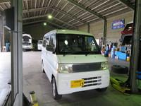 福祉車両修理三菱タウンボックスU61W