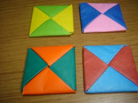 簡単 折り紙 折り紙 めんこ : gohosomus.eshizuoka.jp