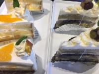 初夏のケーキ(*^◯^*)