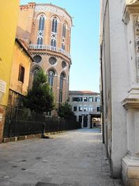 Bautigue del gelate ‐ ヴェネツィアのジェラード屋さん