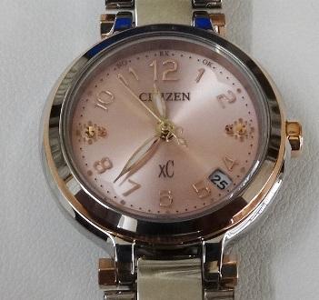 クロス シー 時計