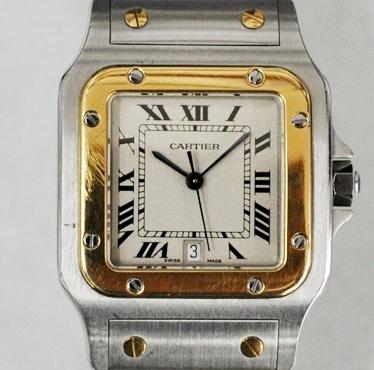 カルティエの時計修理   -