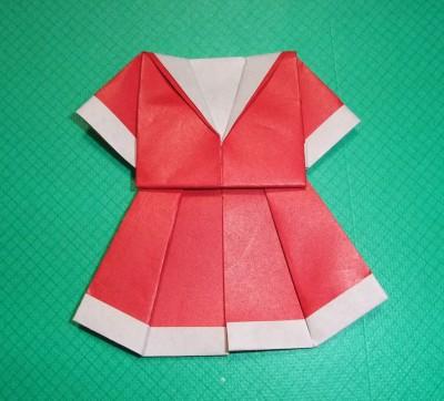 ハート 折り紙:折り紙シャツ折り方-naosuke.eshizuoka.jp