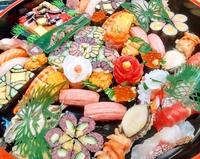 お祝い盛り込み寿司