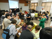 防災いろいろ講座開催しました。