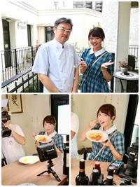 「シェ・オクス」が、8月16日テレビ静岡「てっぺん!」登場U+203CU+FE0E