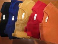 人気のセーター新色