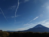 新年初トレイルツーリング~竜ヶ岳~
