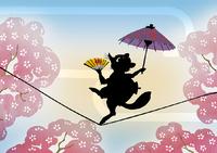 【2/9(土)開催】宝泰寺涅槃会子ども人形劇・影絵劇『ぶんぶくちゃがま』