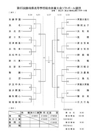 静岡県高校総体ソフトボール