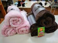 冬のイチオシ毛布♪