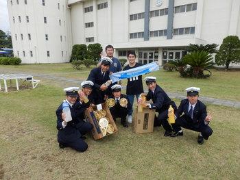 国立清水海上技術短期大学校:ス...