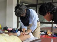 第33回 静岡県マスターズ陸上競技選手権大会の鍼灸ボランティアに行ってきました。