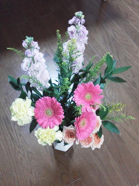 ストフェスお花