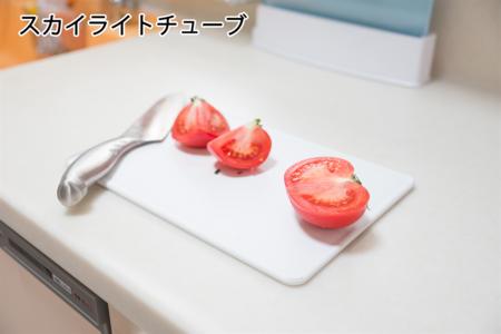 スカチューのトマト