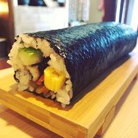 魚竹寿しの恵方巻
